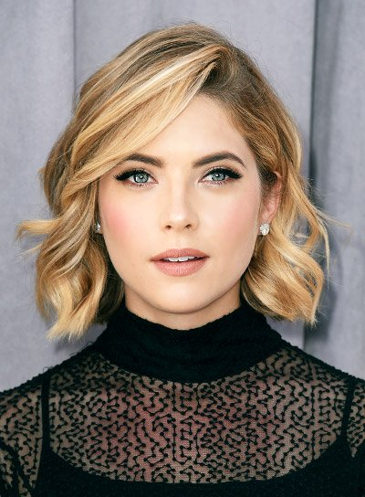 Ashley Benson Beauty Riot