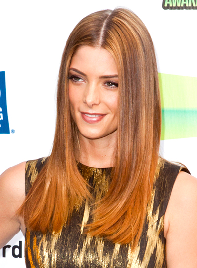 Long layered straight hairstyles beauty riot ashley greenes long chic straight layered hairstyle urmus Images
