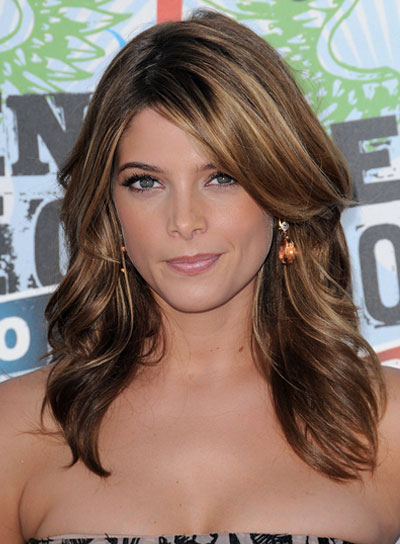 Medium Wavy Hairstyles With Bangs Beauty Riot