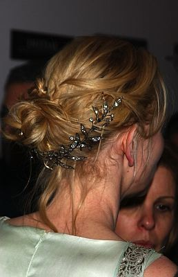 Cate Blanchett Party Updo