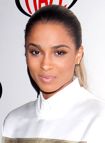 Ciara's Chic, Party, Long, Ponytail Hairstyle