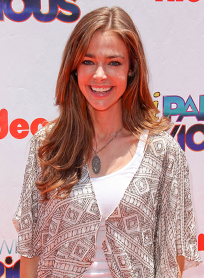 Denise Richards Long, Straight, Brunette Hairstyle
