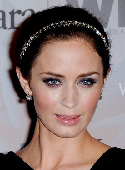 Incredible Emily Blunt Beauty Riot Short Hairstyles Gunalazisus