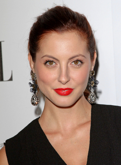 Eva Amurri's Chic, Sophisticated, Party, Updo, Hairstyle