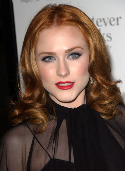 Medium Curly Red Hairstyles Beauty Riot