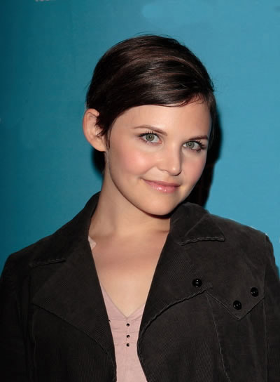 Ginnifer Goodwin Short, Chic, Brunette Hairstyle