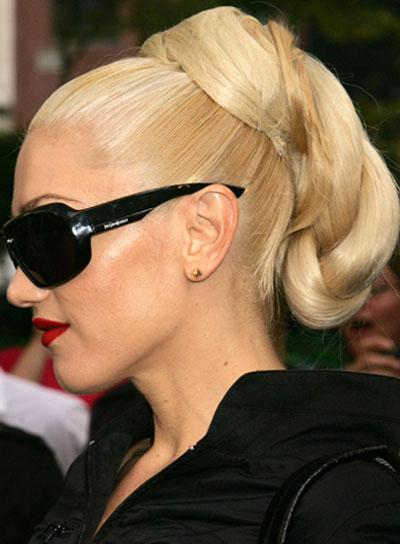 Gwen Stefani Long, Funky Ponytail