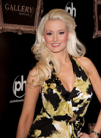 Holly Madison Sexy, Party, Blonde Hairstyle