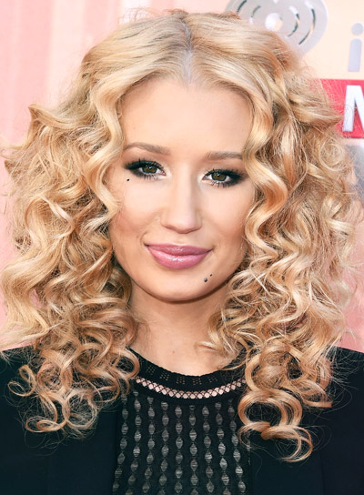 Excellent Medium Curly Blonde Hairstyles Beauty Riot Short Hairstyles For Black Women Fulllsitofus