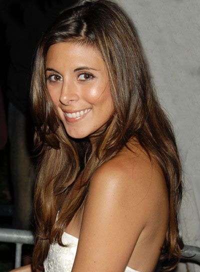 Jamie-Lynn Sigler Brunette, Long Hairstyle