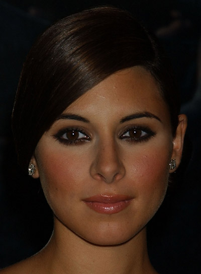Jamie-Lynn Sigler Sophisticated, Wedding Updo