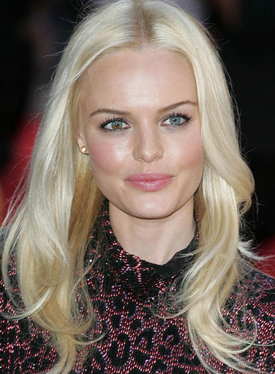 Kate Bosworth Long, Romantic Hairstyle