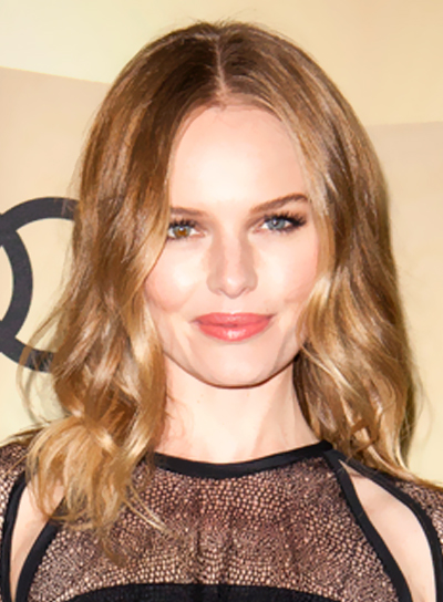 Kate Bosworth's Long, Wavy, Blonde, Tousled Hairstyle