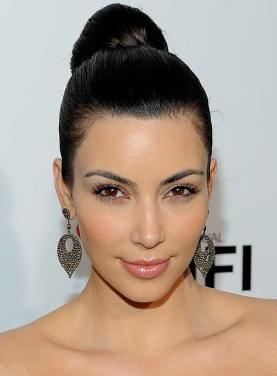 Awesome Kim Kardashian Beauty Riot Hairstyle Inspiration Daily Dogsangcom