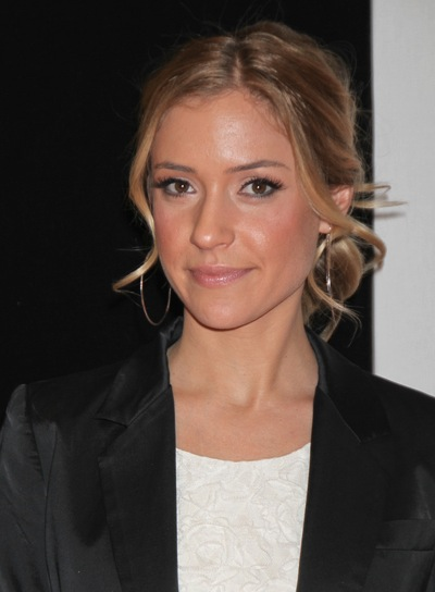 Kristin Cavallari Sexy, Curly, Sophisticated, Chic, Blonde Updo