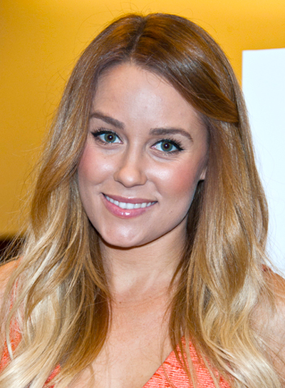 Lauren Conrad's Long, Romantic, Wavy, Blonde, Hairstyle