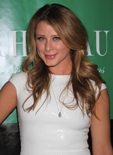 Lo Bosworth Long, Wavy, Blonde Hairstyle