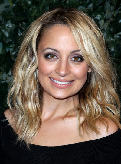 Nicole Richie Medium, Wavy