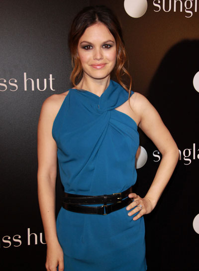 Rachel Bilson's Sophisticated Party Updo
