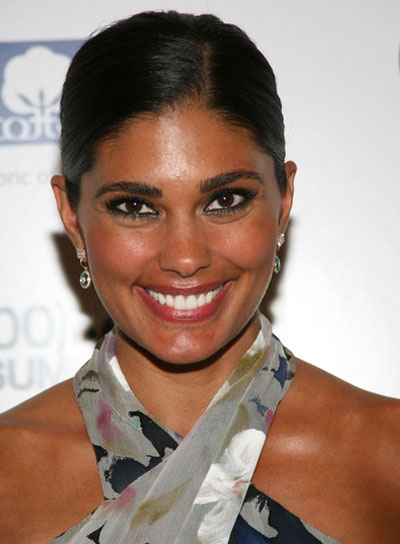 Rachel Roy Straight, Chic, Black Updo