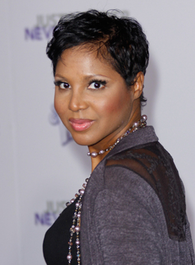 Admirable Toni Braxton Beauty Riot Short Hairstyles For Black Women Fulllsitofus